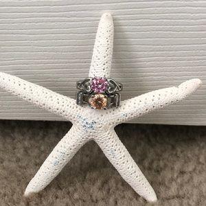 Silver Ring Bundle